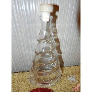 bottiglia abete cl  con tappo legno