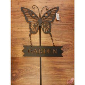 farfalla in ferro garden