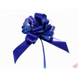 fiocco blu lucido