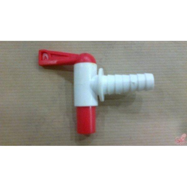 rubinetto plastica per acetiera