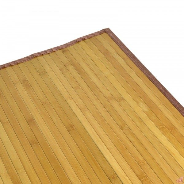 tappeto bambu