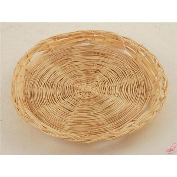 vassoietto sottopiatto bamboo dm
