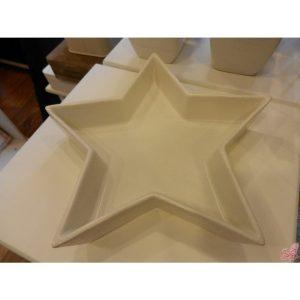 vassoio porcellana stella