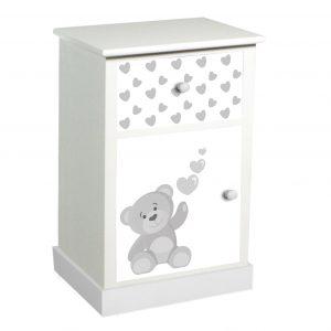 Cassettiere In Plastica Per Bambini.Mobiletti E Cassettiere Per Camerette Dei Bambini Cestenolvetri