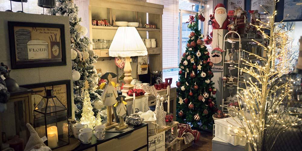 decorazioni natalizie 2019